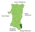 Higashinaruse in Akita Prefecture.png