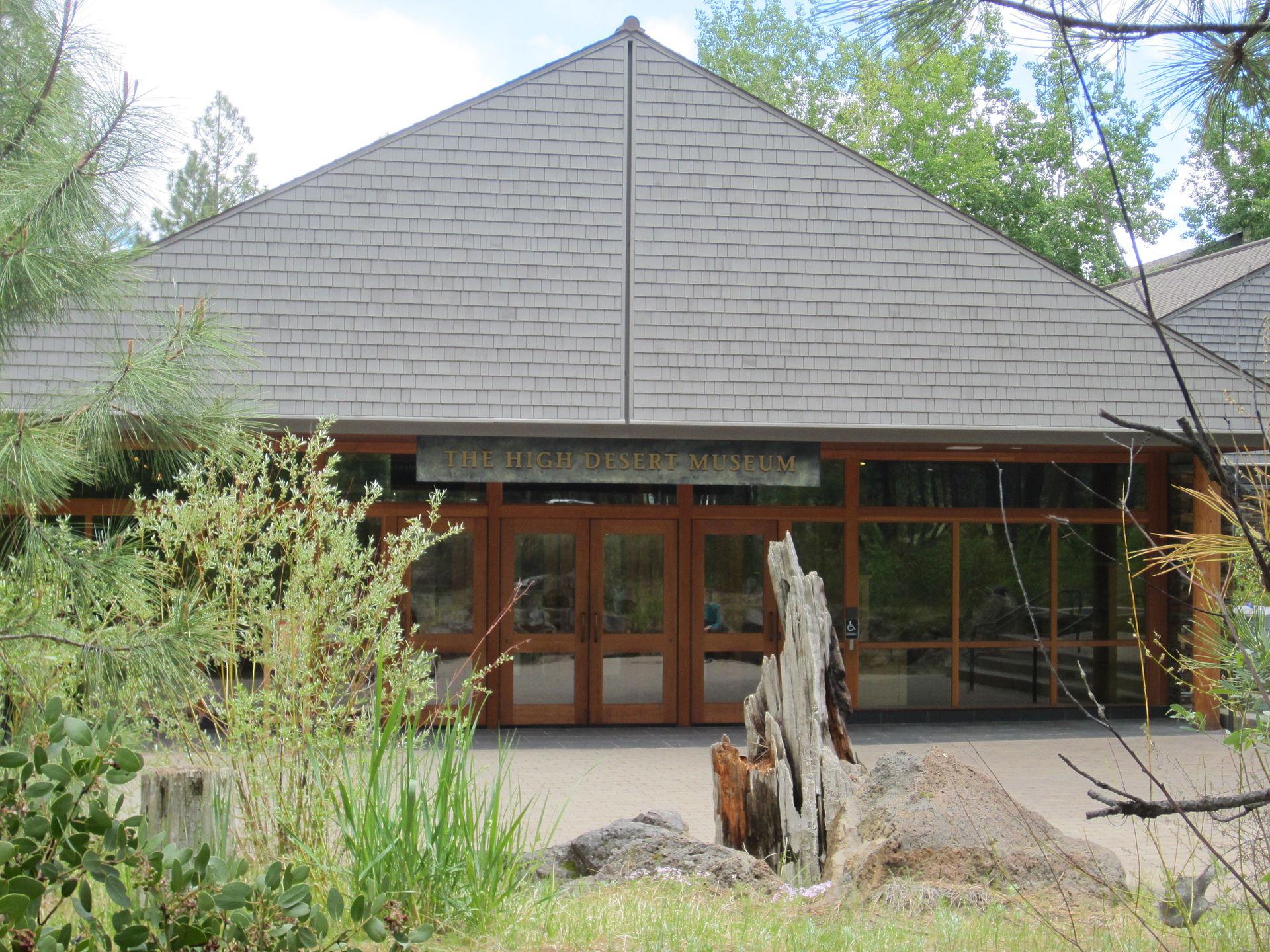 Oregon Natural History Museum