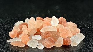 Himalayan salt Rock salt from Pakistan