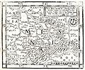 Hiob Magdeburg Karte von Misnia Holzschnitt 134 mal 122 Millimeter aus dem Jahr 1560.jpg