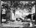 Historic American Buildings Survey Rudolf J. Puissegur, Photographer, September, 1934 - Spanish Fort, Bayou Saint John at Lake Pontchartrain, New Orleans, Orleans Parish, LA HABS LA,36-NEWOR.V,1-5.tif