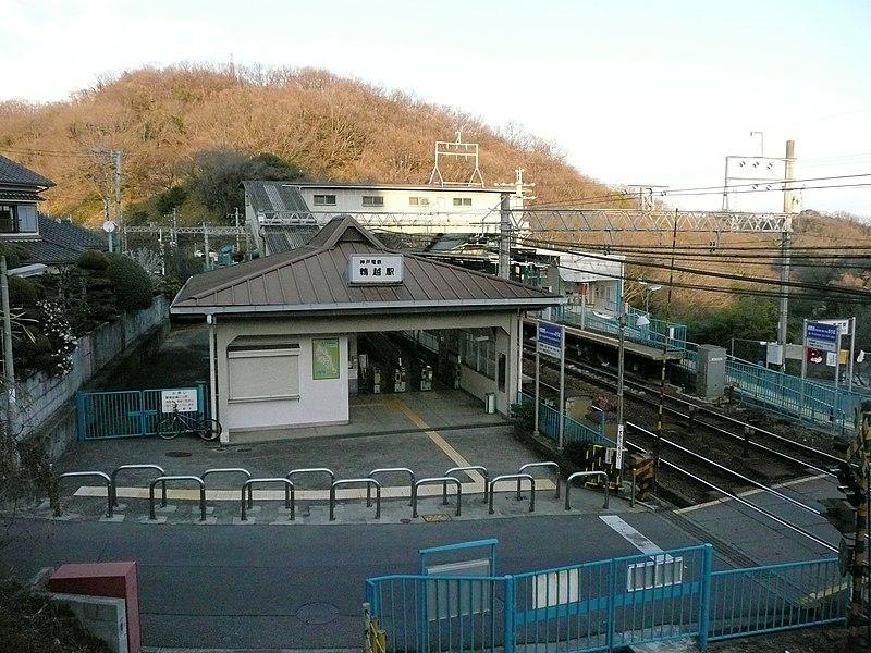 下り線駅舎