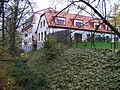 Hloubětín, Kejřův mlýn, historické budovy.jpg
