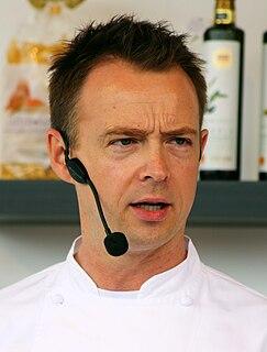 Holger Stromberg German chef