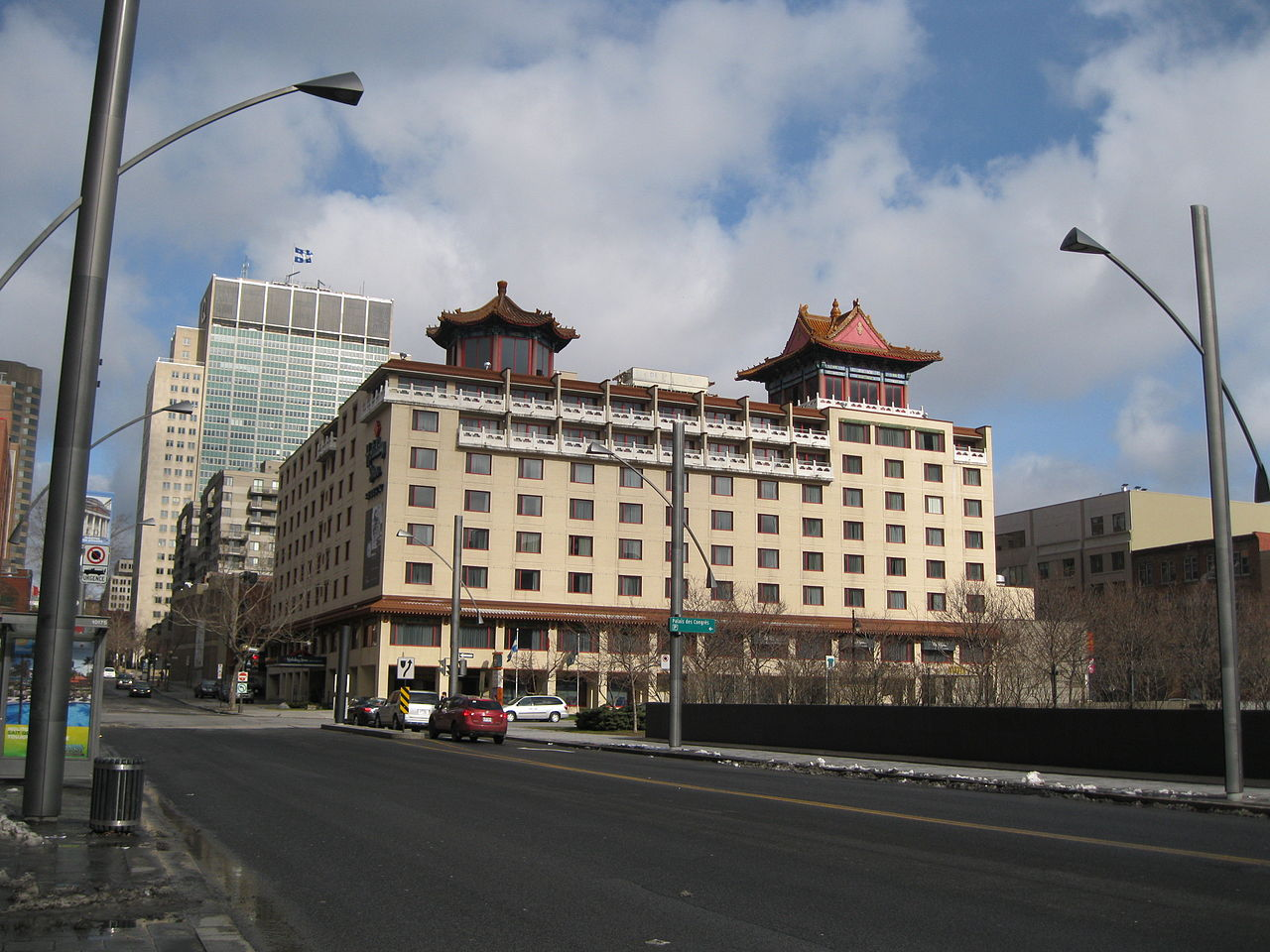 Hotel Viger Centre Ville Montreal