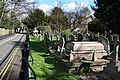 Holly Walk and Cemetery - geograph.org.uk - 838755.jpg