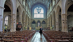 Holy Cross Priory, Leicester.jpg