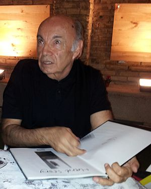 Horacio Altuna - Image: Horacio Altuna Signant 1