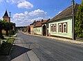 Horní Bezděkov, Main Street.jpg