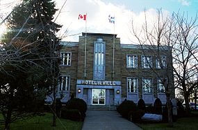Victoriaville City Hall