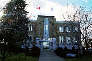 Victoriaville - Victoriaville City Hall