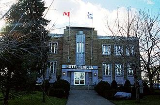 Victoriaville - Victoriaville Town Hall