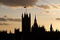 Houses of Parliament Silhouette 2 (6481387469).jpg