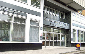 City and Islington College - Centre for Health, Social and Child Care