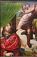 Hugo van der Goes, adorazione dei pastori tra due profeti, 1480 ca. 02.JPG