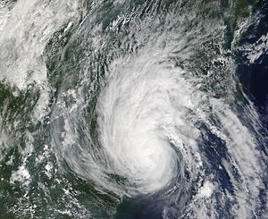 Hurricane Gaston (2004) - Image: Hurricane Gaston 2004