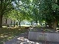 Husum Friedhof St Jürgen Gruft Storm.JPG