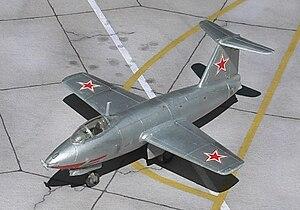 Mikoyan-Gurevich I-270 - Model of I-270