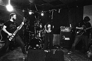 Immortal Bird American blackened death metal band
