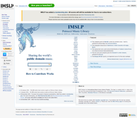 IMSLP main page 2016.png