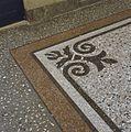 INTERIEUR, VLOER (TERRAZZO), DETAIL - 's-Gravenhage - 20285556 - RCE.jpg