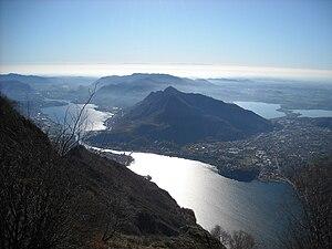 Civate - Image: I laghi di Lecco