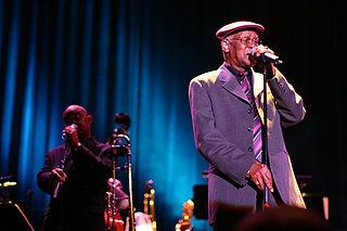Ibrahim Ferrer Cuban musician