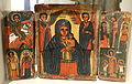 Icon of Virgin and Child, Amhara region, Ethiopia, 19th century, wood, linen, gesso, tempera DSC08591.JPG