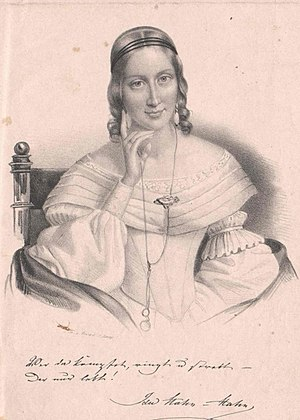 Ida, Countess von Hahn-Hahn