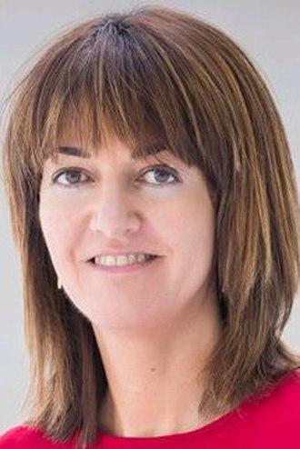 Next Basque regional election - Image: Idoia Mendia Cueva (cropped)