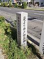 Idota-yakushi Stone Monument 20140517.JPG