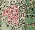 Ieper, Belgium ; Ferraris Map.jpg