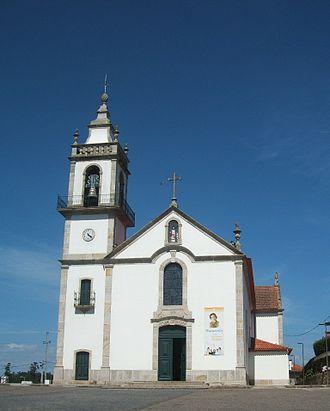 Alexandrina of Balazar - Image: Igreja paroquial de Balasar