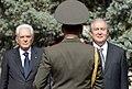 Il Presidente della Repubblica Sergio Mattarella con il Presidente della Repubblica d'Armenia, Armen Sarkissian 04.jpg