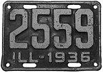 Illinois - 1936 license plate.jpg