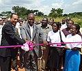 Inauguration of a farm-to-market road in Uganda (6189003187).jpg