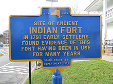 Indian Fort, Oxford, NY