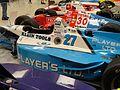 Indianapolis Motor Speedway Museum in 2017 - Racecars 15.jpg