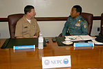 Indonesian flag officer distinguished visitor orientation tour at Naval Air Station Pensacola 141105-N-PK678-032.jpg