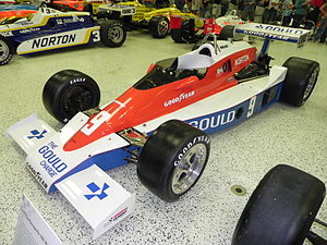 1979 Indianapolis 500 - Image: Indy 500winningcar 1979