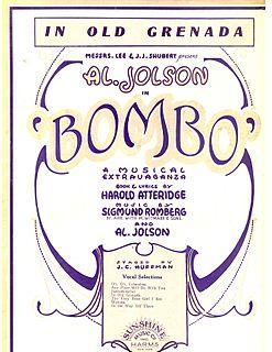 <i>Bombo</i> (musical)