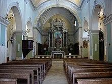 Church Of St Stephen Stari Grad Hvar Wikipedia