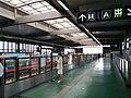 Inside Rongjingdongjie Station.jpg