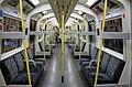 Inside a C69 Stock train Kings Cross 2010.jpg