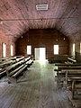 Interior, Smokemont (Oconaluftee) Baptist Church, Great Smoky Mountains National Park, Smokemont, NC (49112764061).jpg