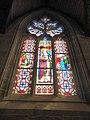 Interior of Église Saint-Nonna de Penmarc'h (16) Sainte Thumette.jpg
