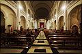 Interior of Iglesia de Belén (Barcelona).jpg