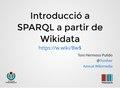 Introducció a SPARQL a partir de Wikidata.pdf