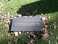 Isaac H. Taylor tombstone.jpg