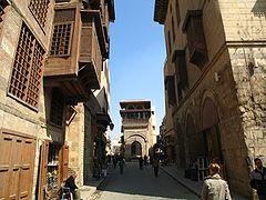 Calles & Callejones {Descripción} 240px-Islamic-cairo-street
